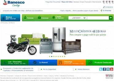 Banesco.com