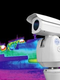 La cámara térmica Sarix de Pelco by Schneider Electric