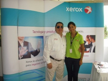 Carmelo Fiandaca e Isabel Paredes de XDV