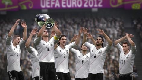 EA Sports predice que Alemania ganará la UEFA Euro 2012