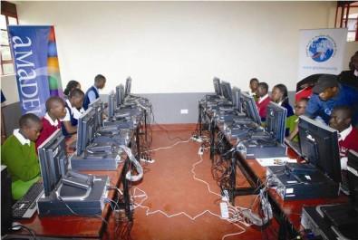 Iniciativas Africa Amadeus