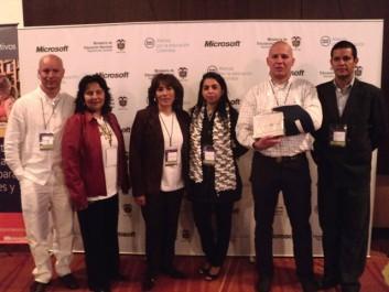 Maestros Colombianos cambian tizas por tecnología