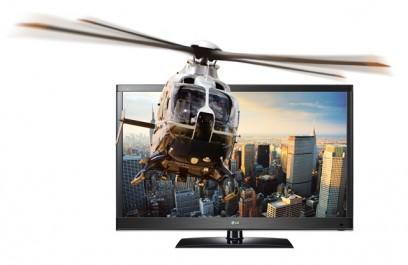 LG presenta su Cinema 3D Smart TV