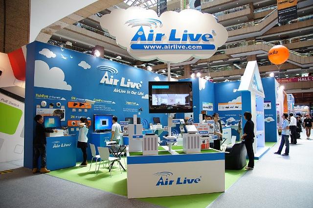 AirLive en Computex 2012