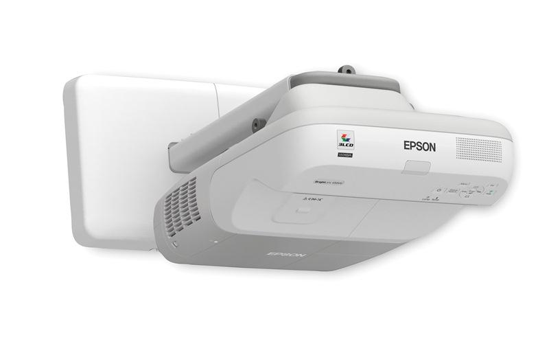 EPSON BrightLink455wi