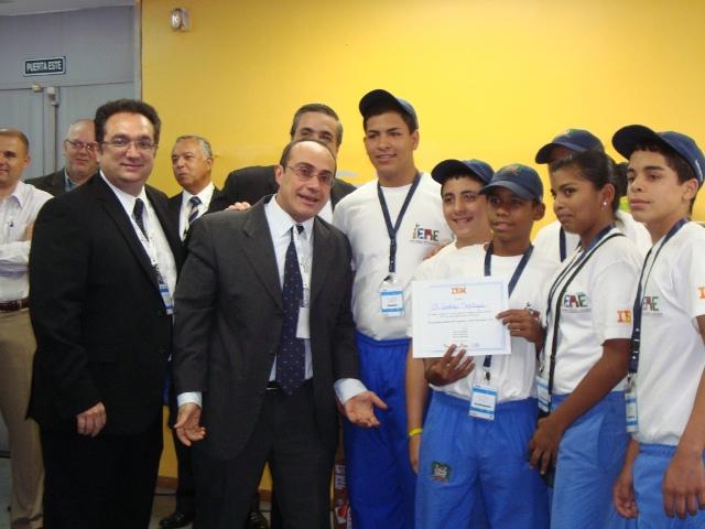 Ganador Categoría Intermedia - UEP Cristóbal Mendoza