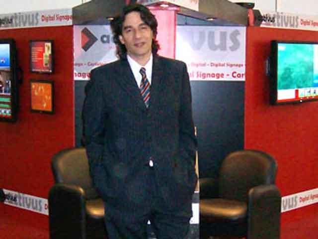Ing. Sergio D. Salimbeni, Director General de Activus