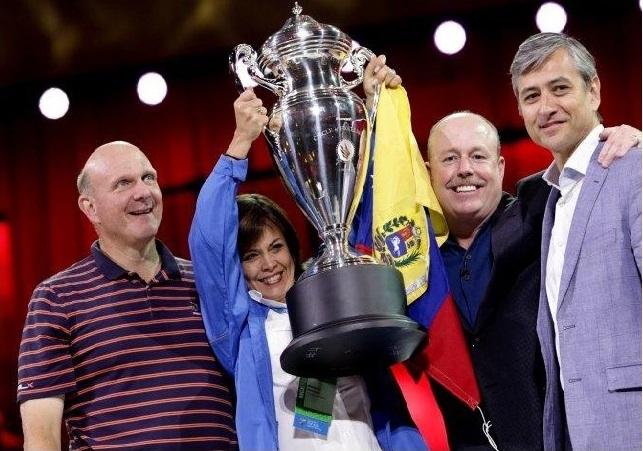 Microsoft Venezuela es reconocida como Mejor Subsidiaria del Mundo
