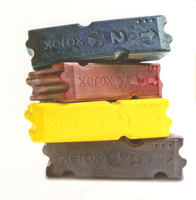 Tinta sólida Xerox