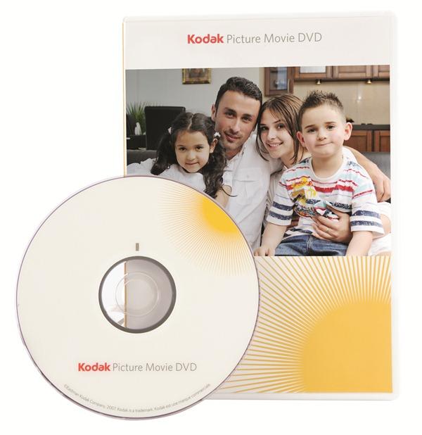 Kodak Picture Movie DVD