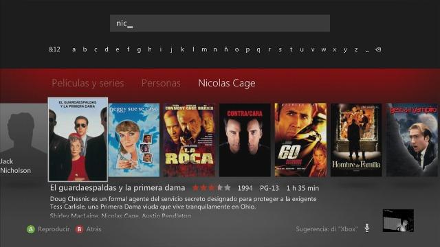 Buscador en Netflix
