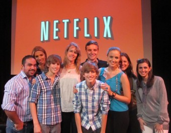 "Netflix estrena ""una tarde de película"" con Andrea Matthies"