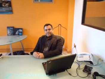 Paulo Del Picchia, Director de Marketing de Sennheiser para América Latina.