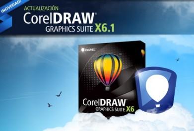 Actualizacion CorelDraw X6