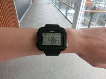 Epson Reloj