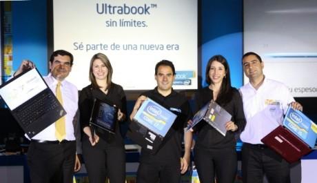 La 3era generación de procesadores Intel® Core™ se presentó oficialmente en Colombia en dispositivos Ultrabook™