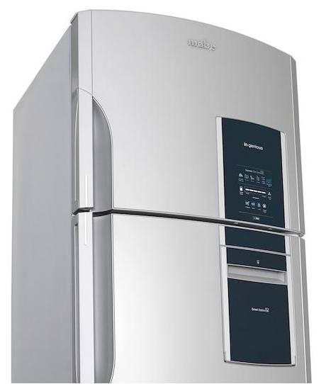 Refrigerador - panel de control