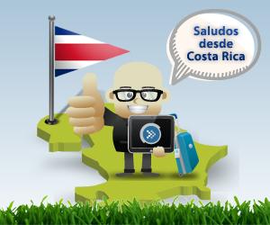 En Costa Rica en el HP Bloggers Day