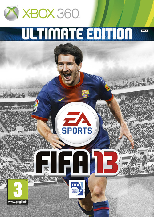 FIFA 13 Ultimate Edition Xbox 360