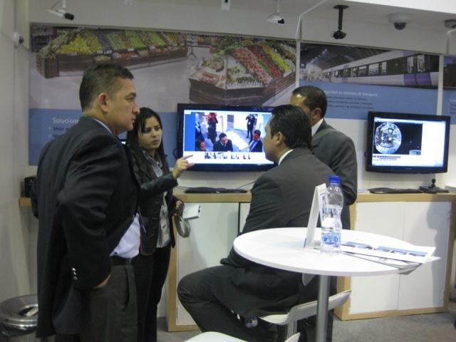 Axis Communications en la Feria Internacional de Seguridad