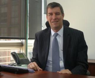 Jorge Goyeneche, Gerente General de NCR Colombia