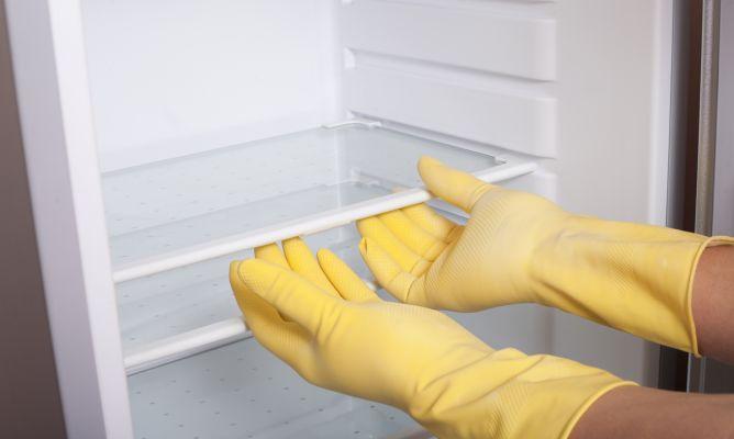 Limpiar refrigeradores