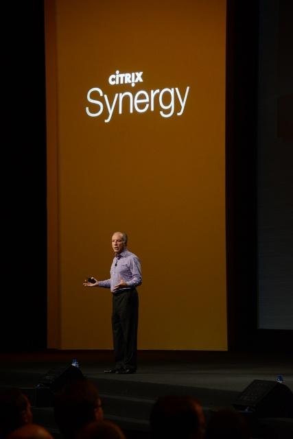 Mark Templeton - Citrix CEO - Synergy 2012