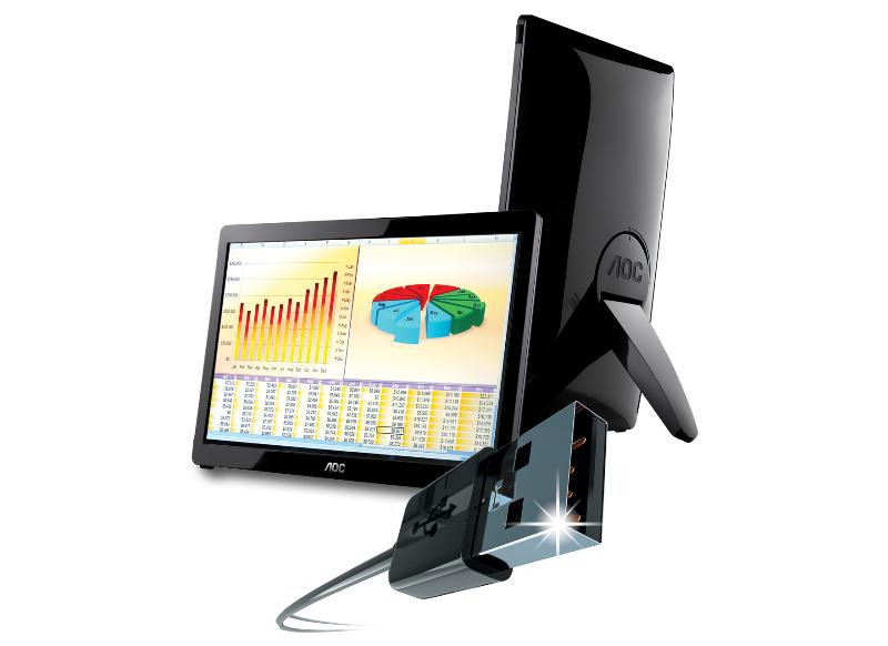 Monitor USB