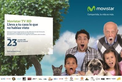 Movistar TV HD