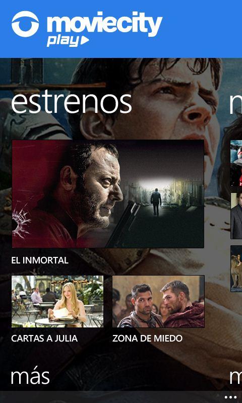 Nokia y Moviecity Play