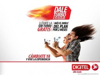 Promoción Dale Turbo a tu Celular
