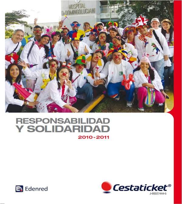 Responsabilidad y Solidaridad 2010-2011
