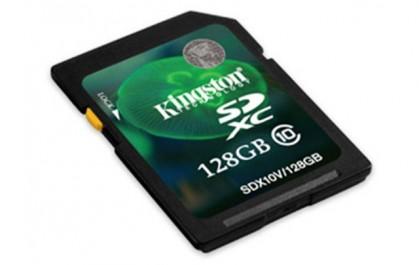 SDXC 128 GB