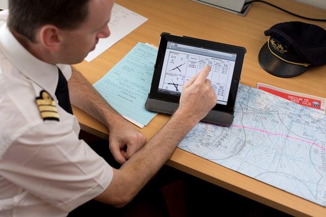 iPad para pilotos