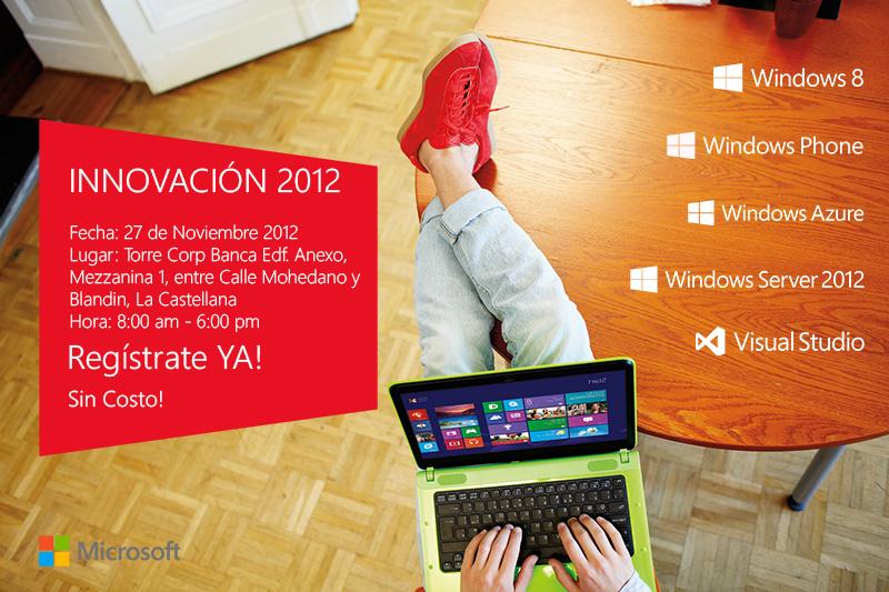 Innovación 2012