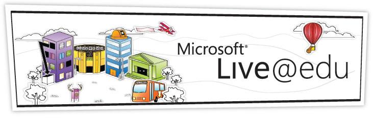 Microsoft Live@edu