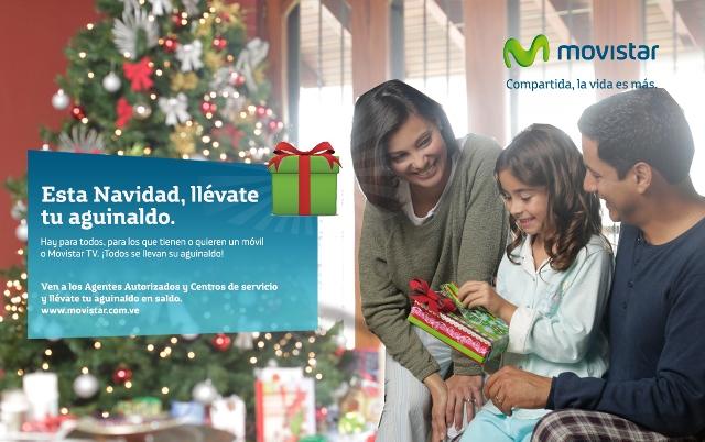 Navidad Movistar Venezuela