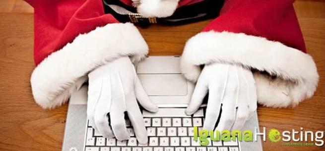 Ventas en navidad