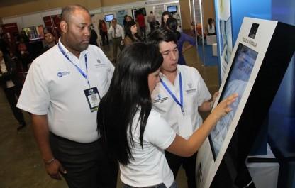 AIG en Tecno Show Panama