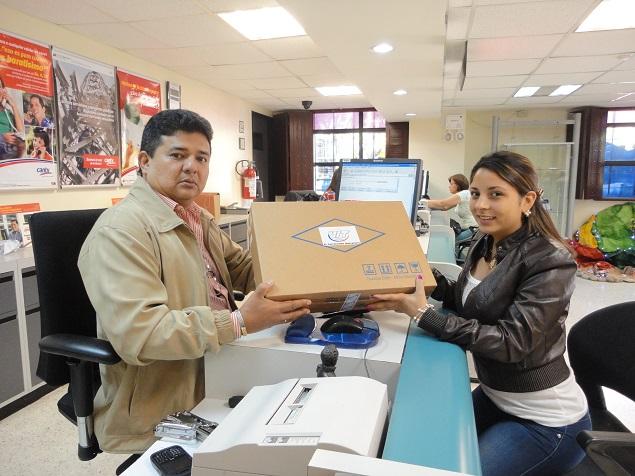 Entrega Plan Internet Equipado OAC Mérida