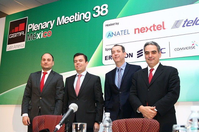 GSMA Latam Plenario Mexico
