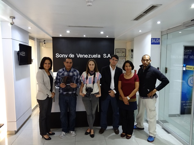 Izquierda a Derecha, Lorena Ho,Domingo Reyes, Irina Werning, Andres Garcia,Aya Bracho,Cristhoferson Zamora