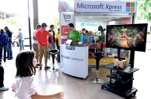 Microsoft Xpress - Exterior