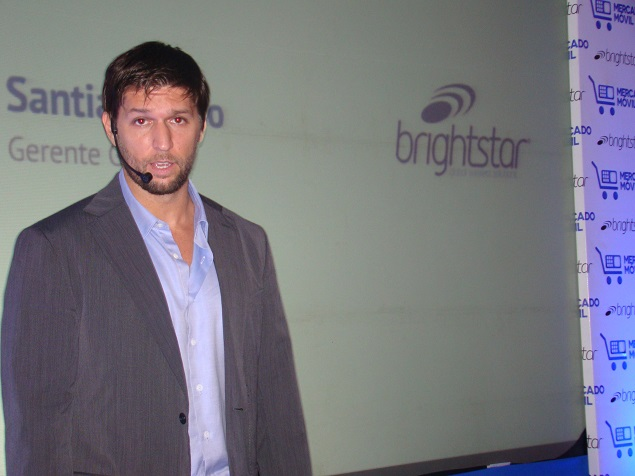 Santiago Viso, General Manager de Brightstar de Venezuela