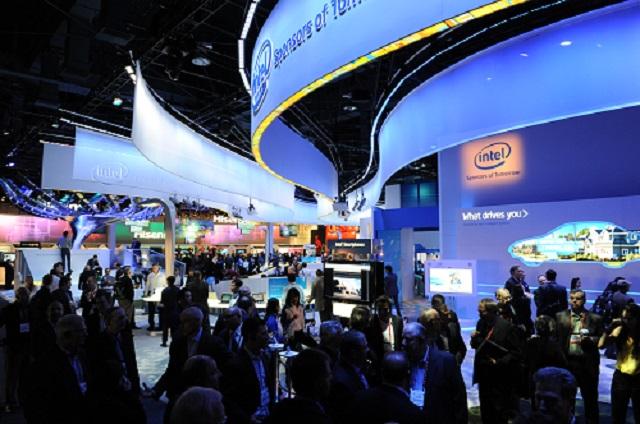CES2013 Intel