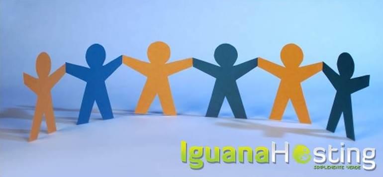Iguanahosting com lanza hosting benéfico para ONGs