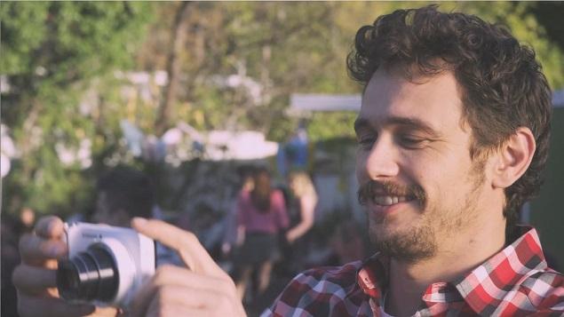 James Franco - Samsung Galaxy Camera
