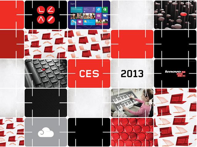Lenovo CES 2013