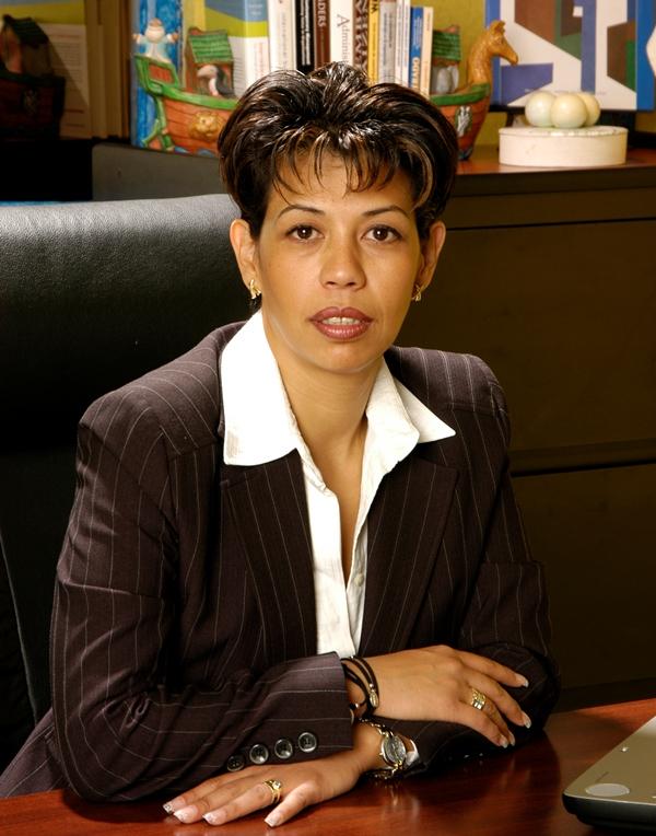 Licenciada Margarita Rosario- Sub Director General CDC