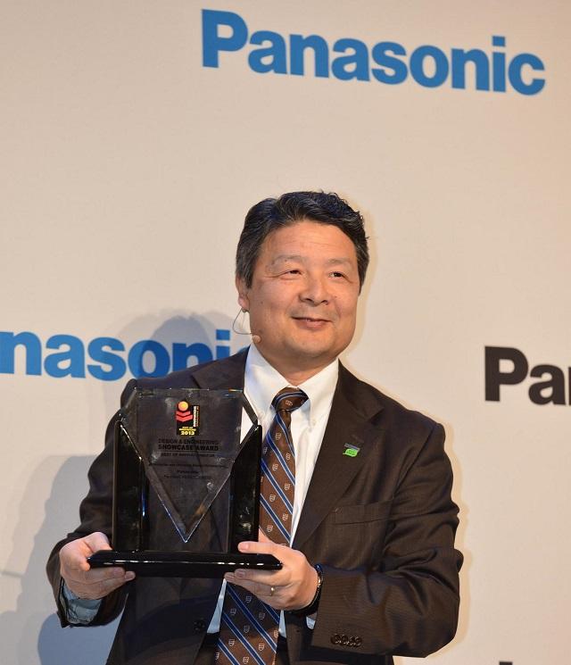 Panasonic en el CES 2013